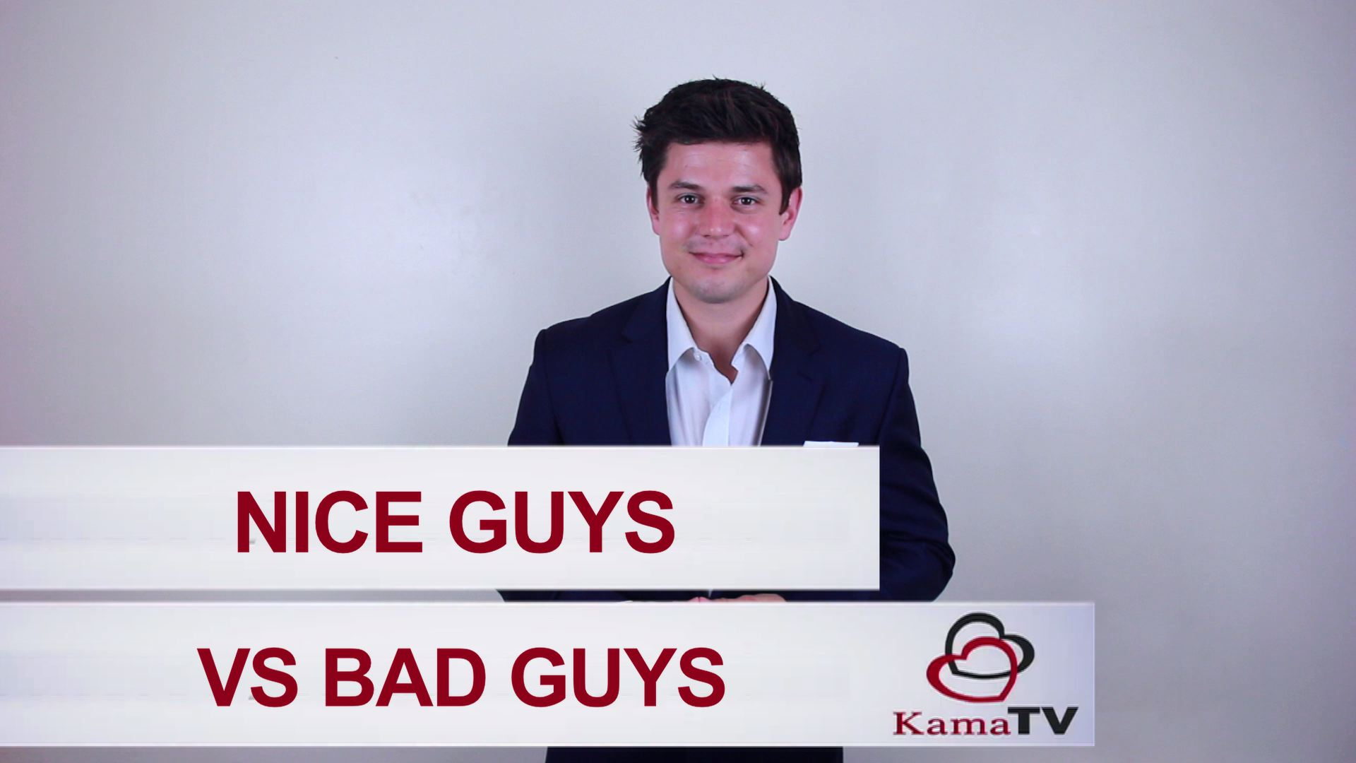 """dating good guys vs bad guys According to common lore, women are most attracted to """"bad boys"""" who treat  them with  """"nice guys"""" vs """"good guys"""" - what's the difference."""