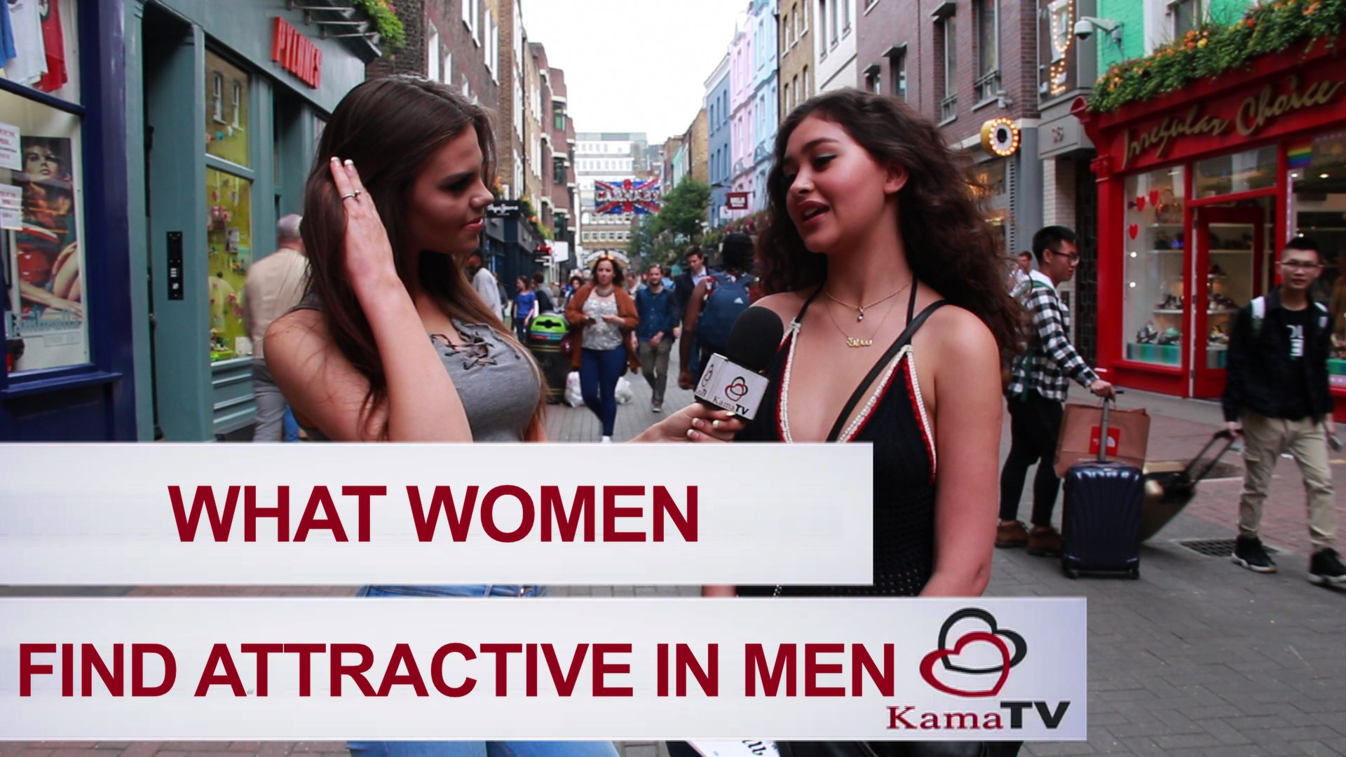What Women Find Attractive About Men