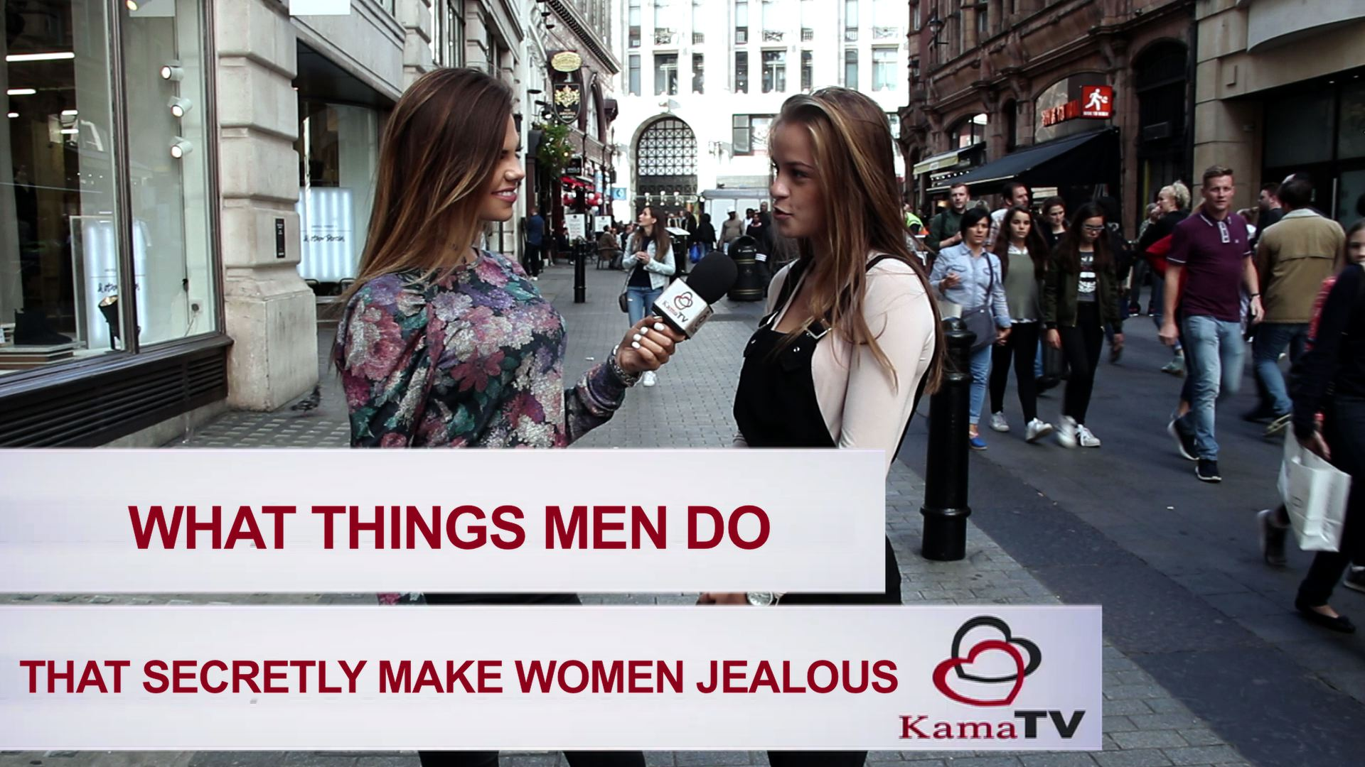 what makes girls jealous