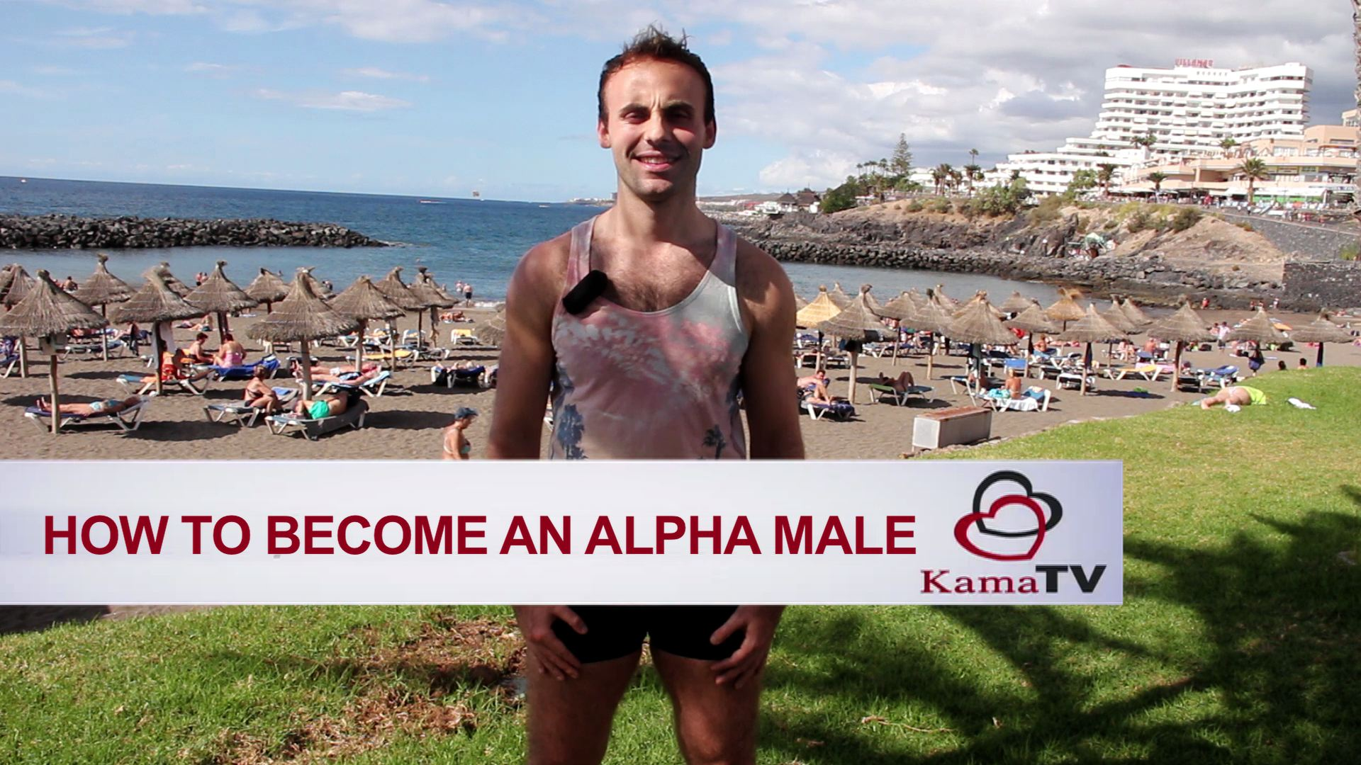 how to become the alpha