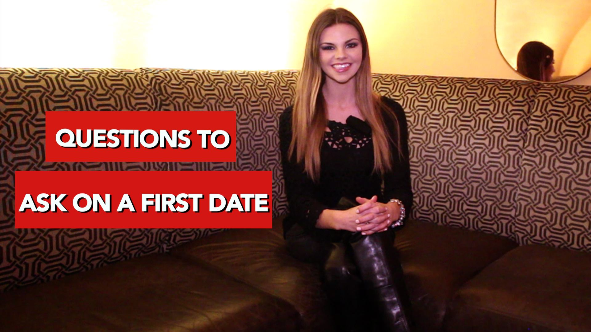 Questions to ask online dating pua