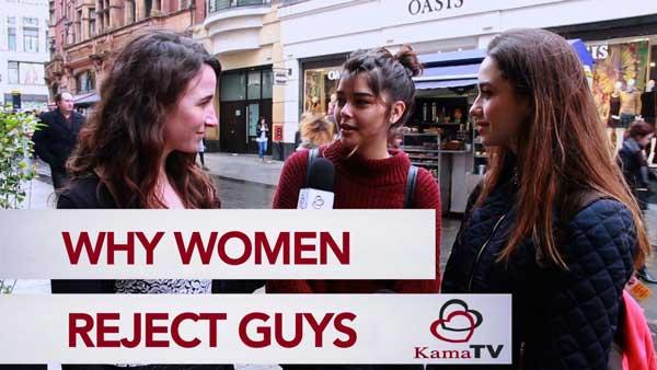 Why women reject men