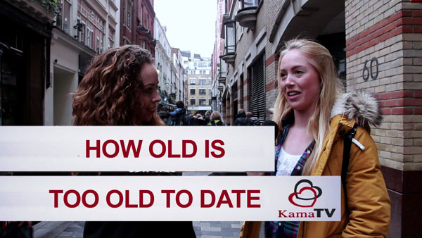 how old is too old dating