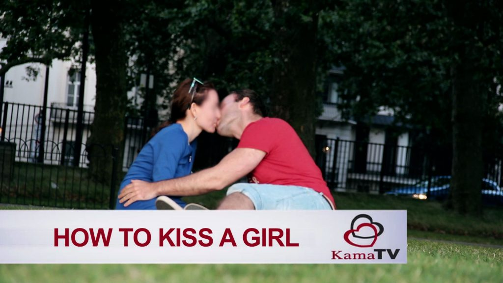 Holmes best places to kiss a girl learning