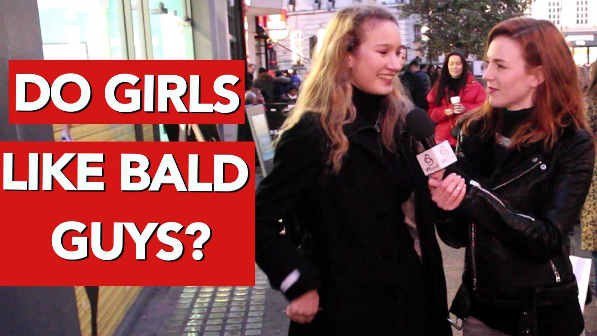Do Girls Like Bald Guys