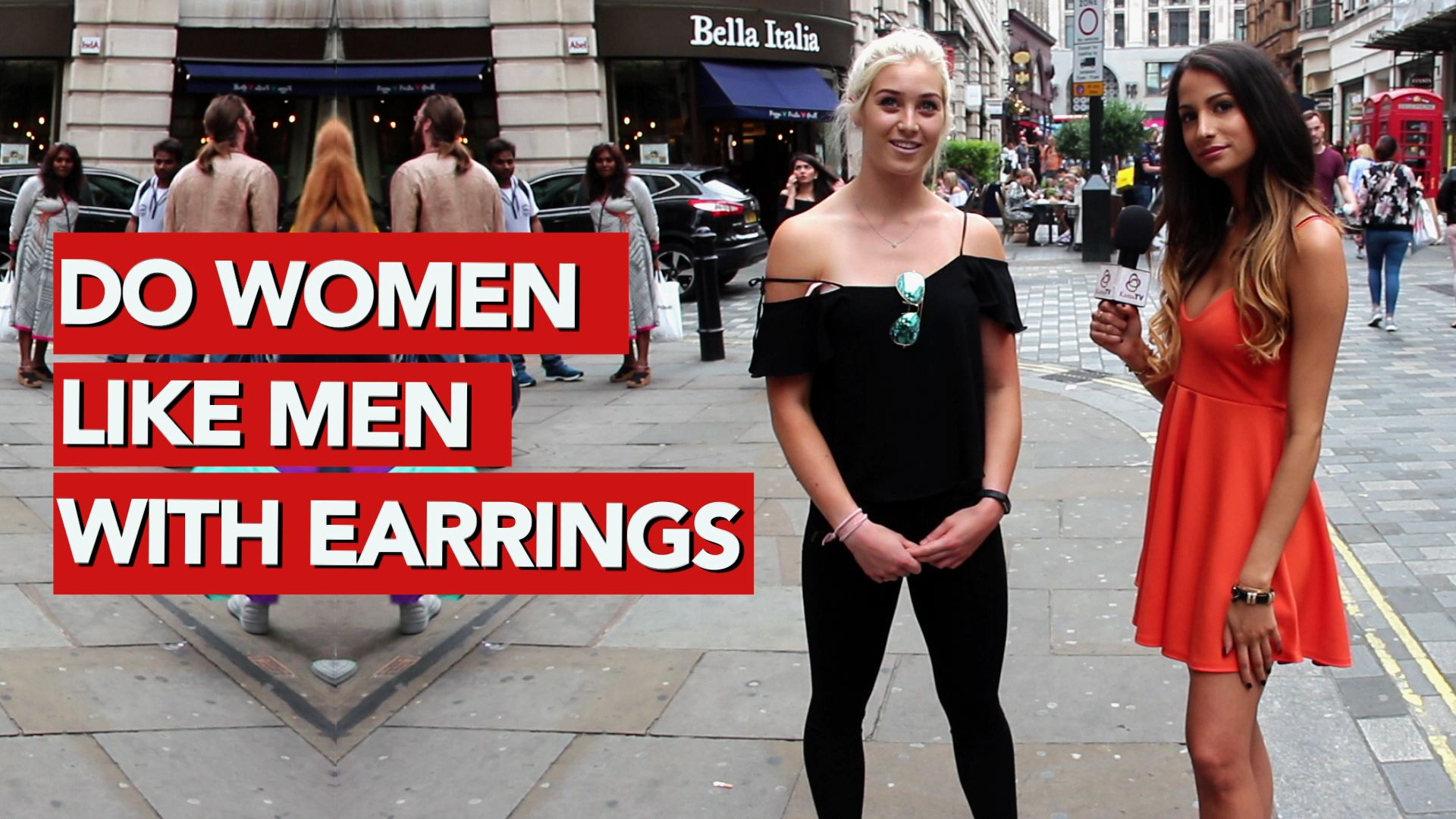 Why do men like women